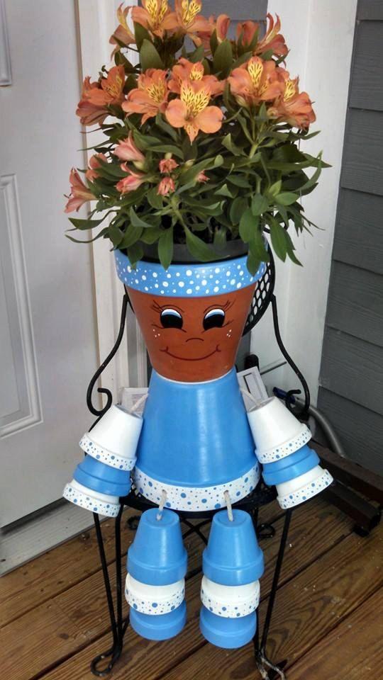 flower pots 18