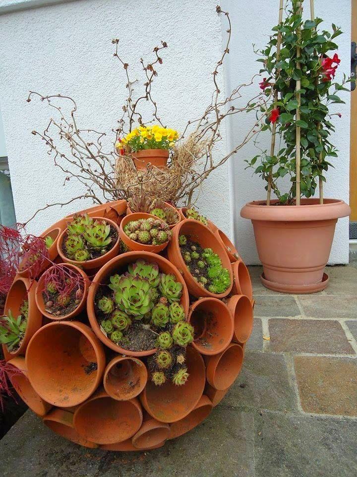 flower pots 23