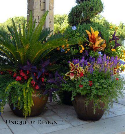 flower pots 27