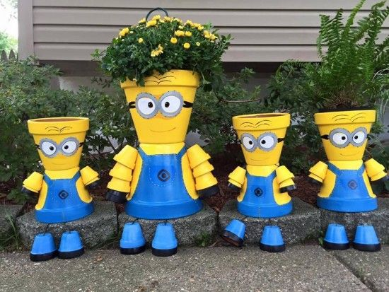 flower pots 3