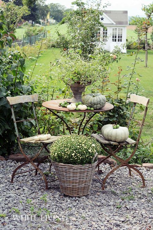 garden chair 25