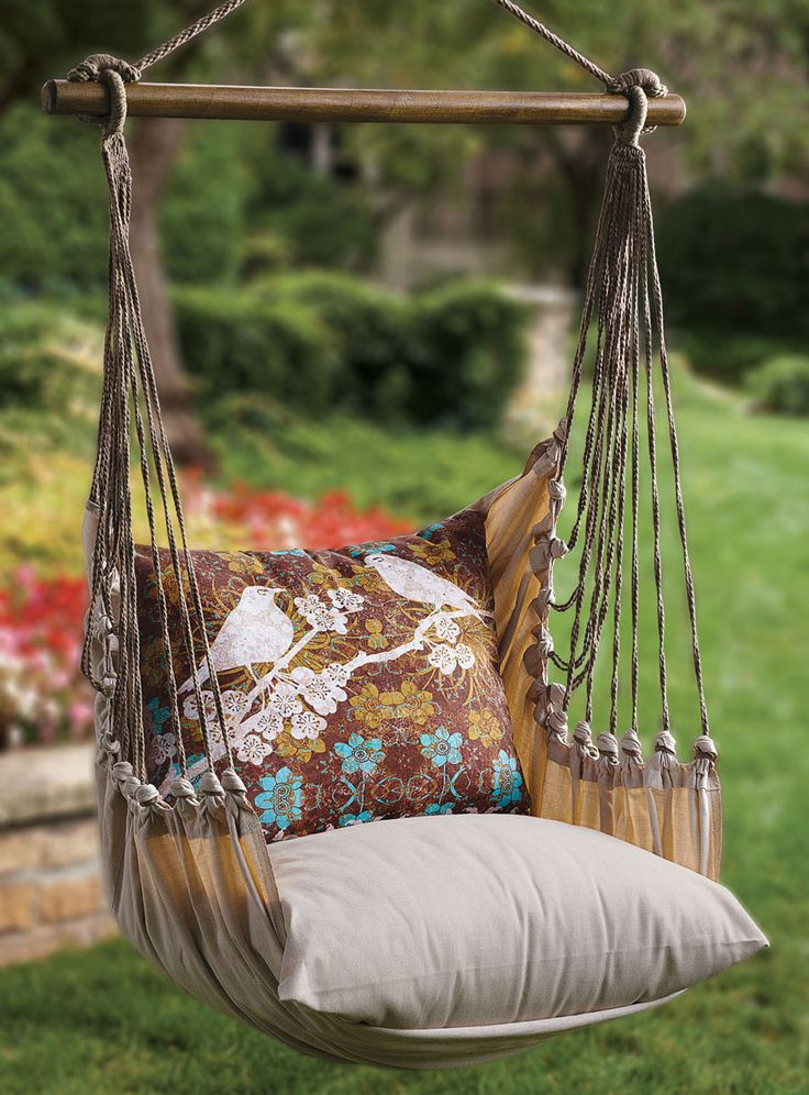 garden swing ideas 10