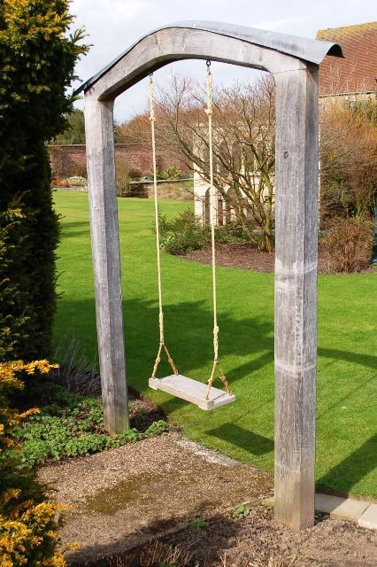garden swing ideas 2
