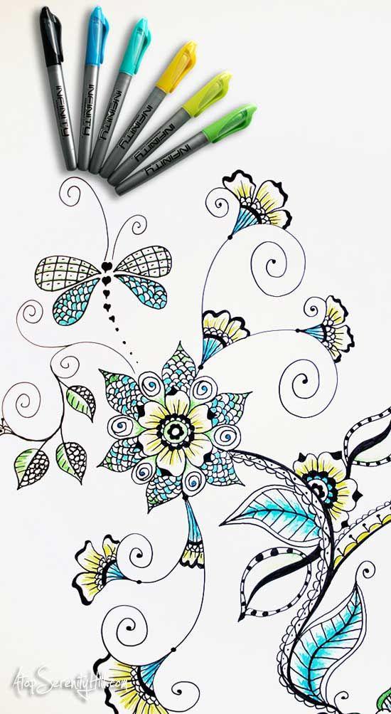 marker art 10