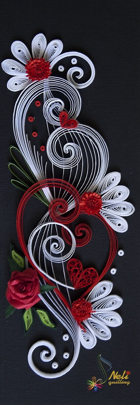 paper quilling ideas 12