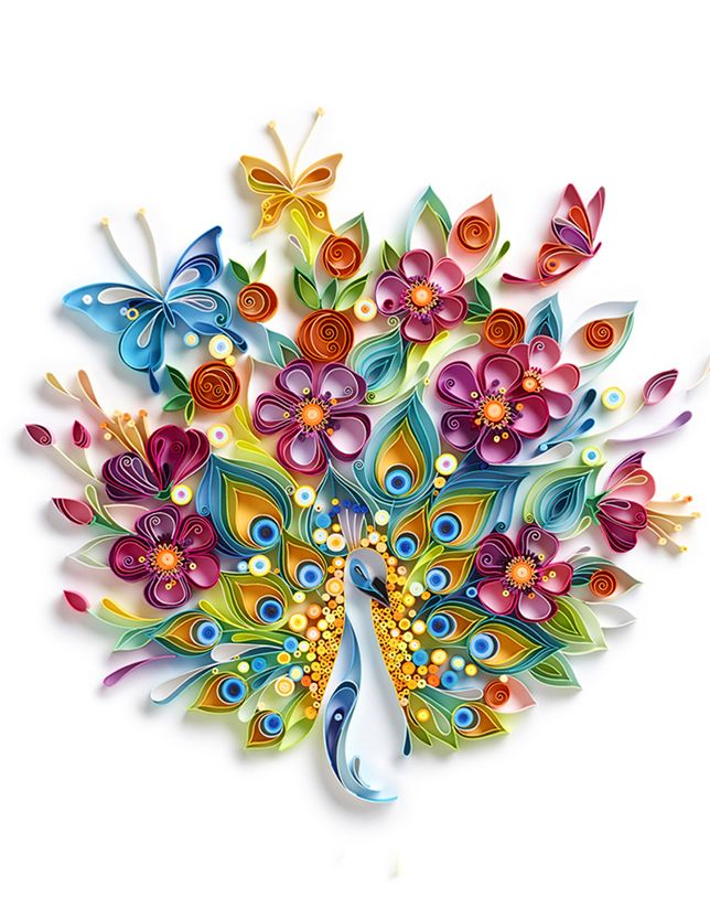 paper quilling ideas 13