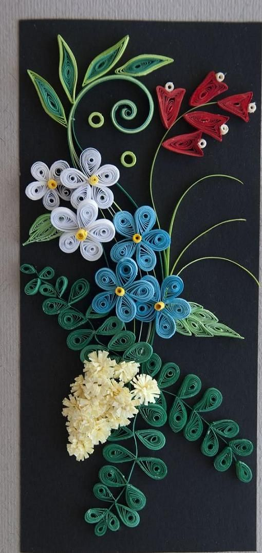 paper quilling ideas 21