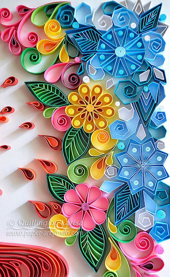 paper quilling ideas 3