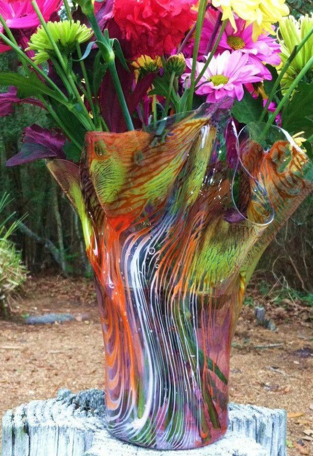 plastic bottle art 16