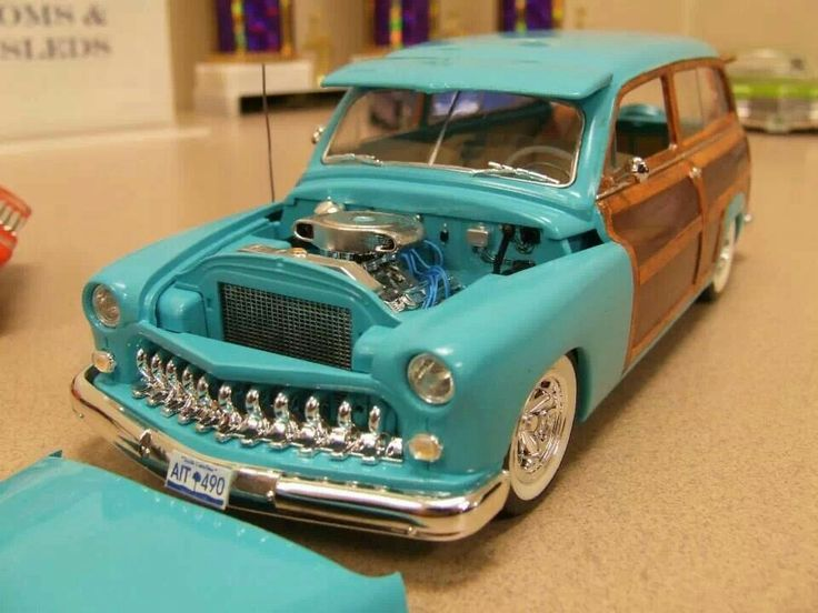 scale model cars 14