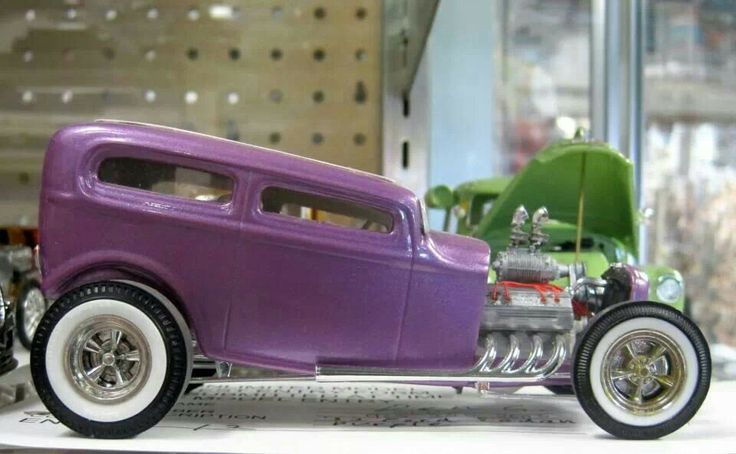 scale model cars 6