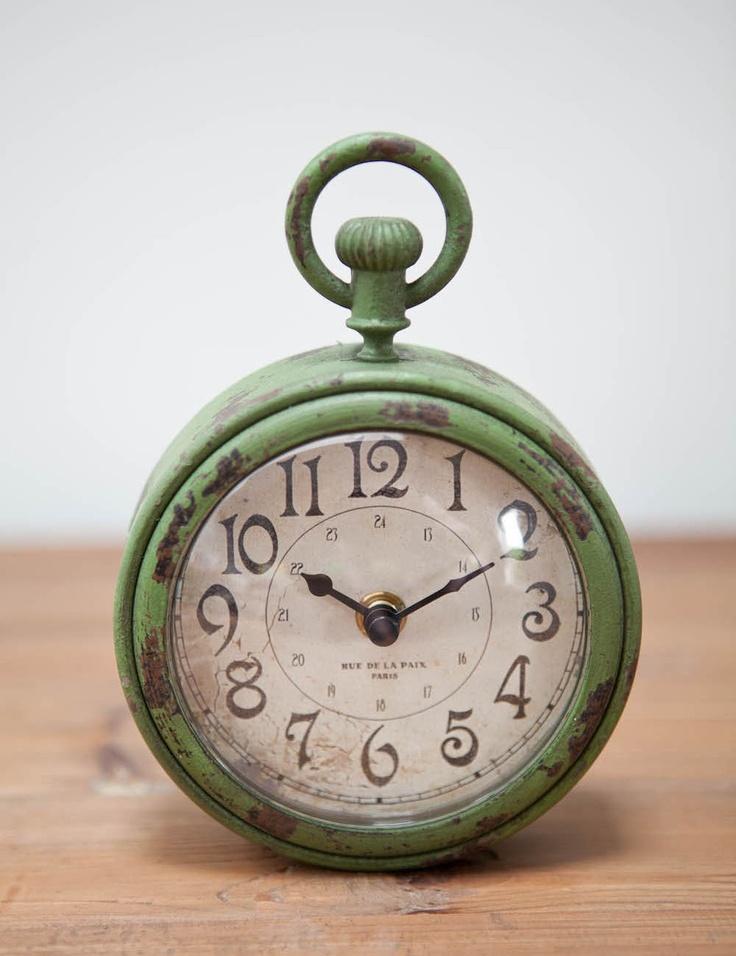 vintage clocks 12