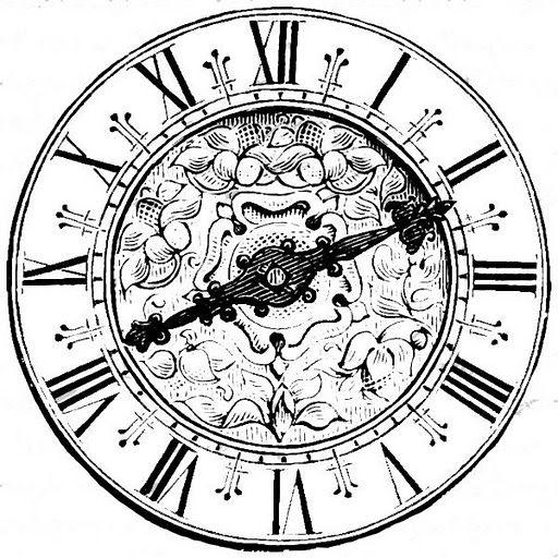vintage clocks 13