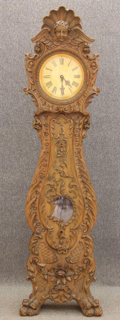 vintage clocks 24