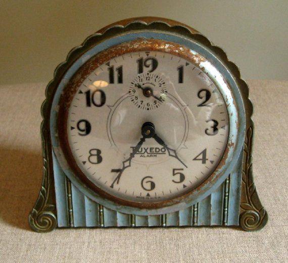 vintage clocks 8