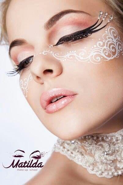 white henna designs 25