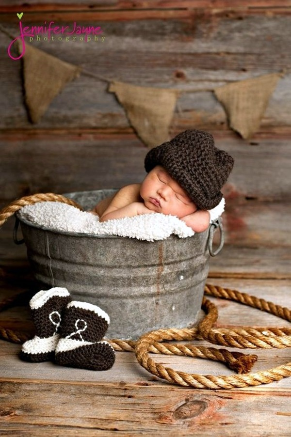 Adorable newborn Photography Ideas For Your Junior (31)