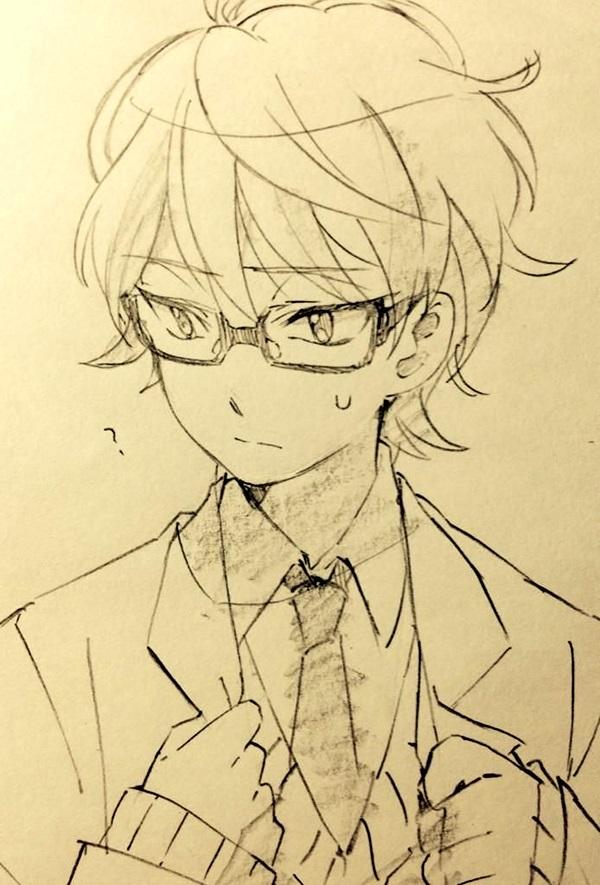 Amazing Anime Drawings And Manga Faces (33)