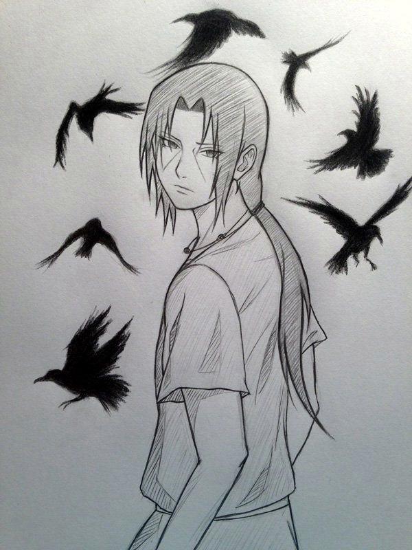 Amazing Anime Drawings And Manga Faces (38)