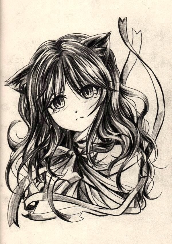 Amazing Anime Drawings And Manga Faces (5)