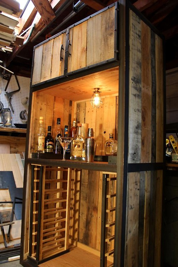 Amazing DIY pallet furniture Ideas (1)