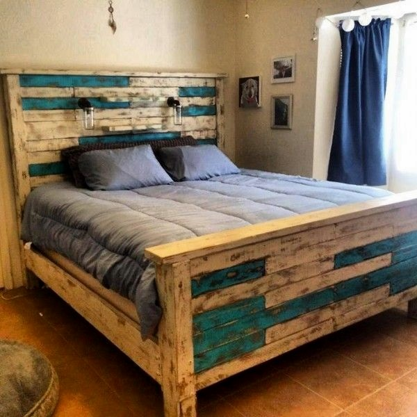 Amazing DIY pallet furniture Ideas (10)