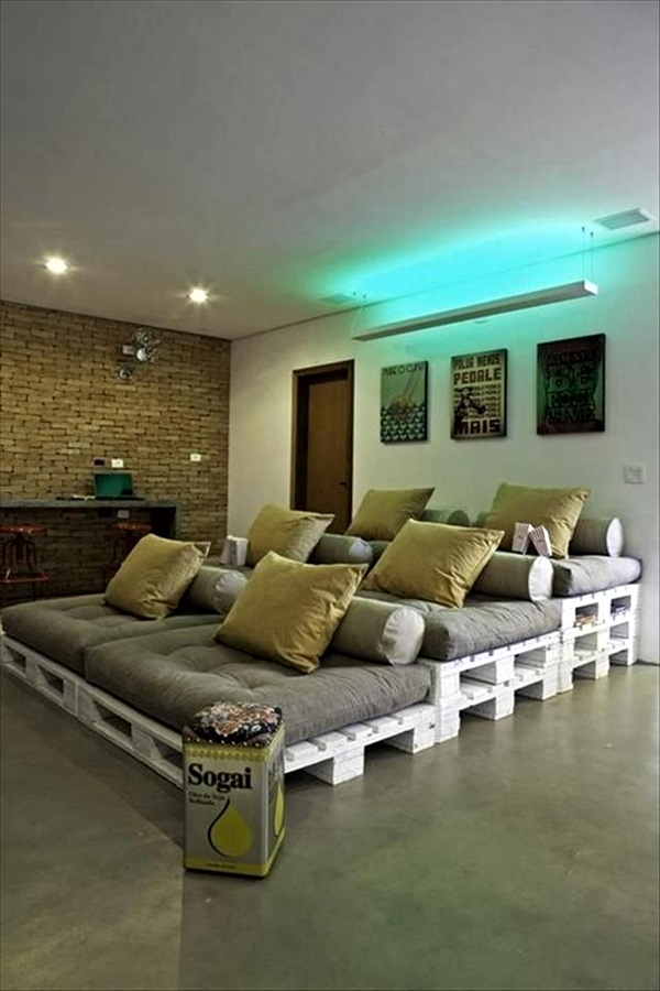 Amazing DIY pallet furniture Ideas (13)