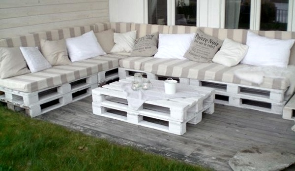 Amazing DIY pallet furniture Ideas (14)