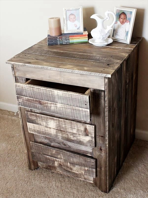 Amazing DIY pallet furniture Ideas (15)