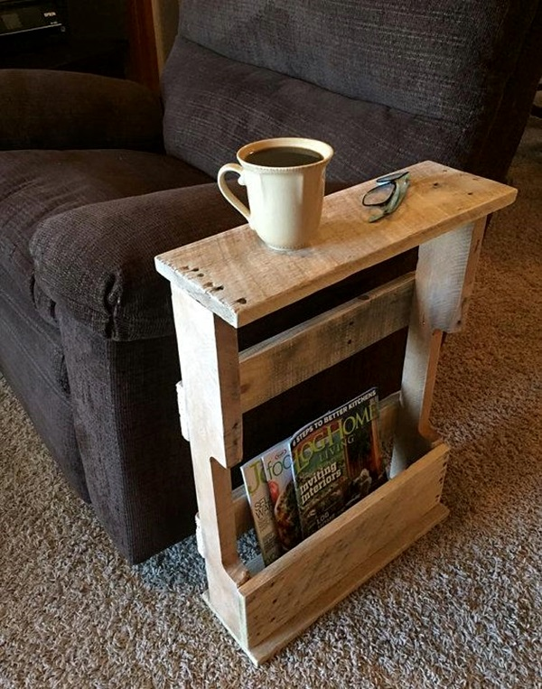Amazing DIY pallet furniture Ideas (17)