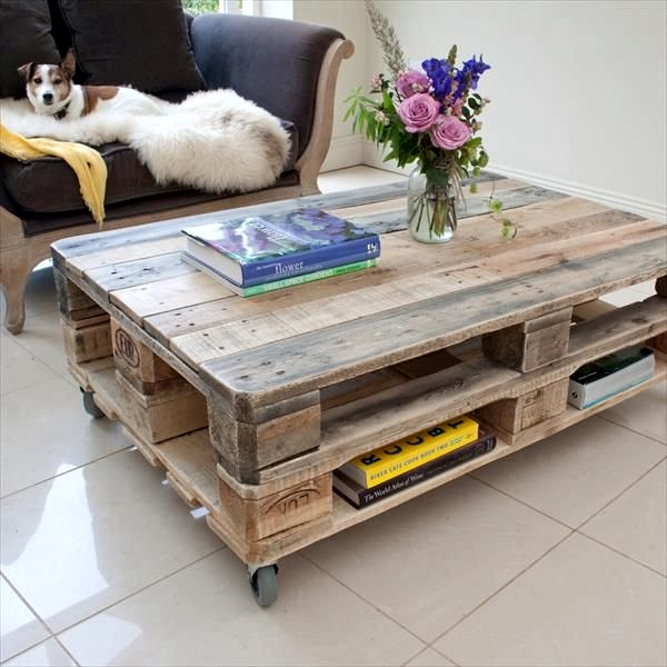 Amazing DIY pallet furniture Ideas (18)