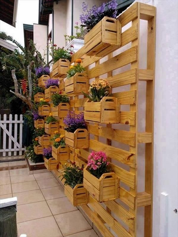 Amazing DIY pallet furniture Ideas (19)