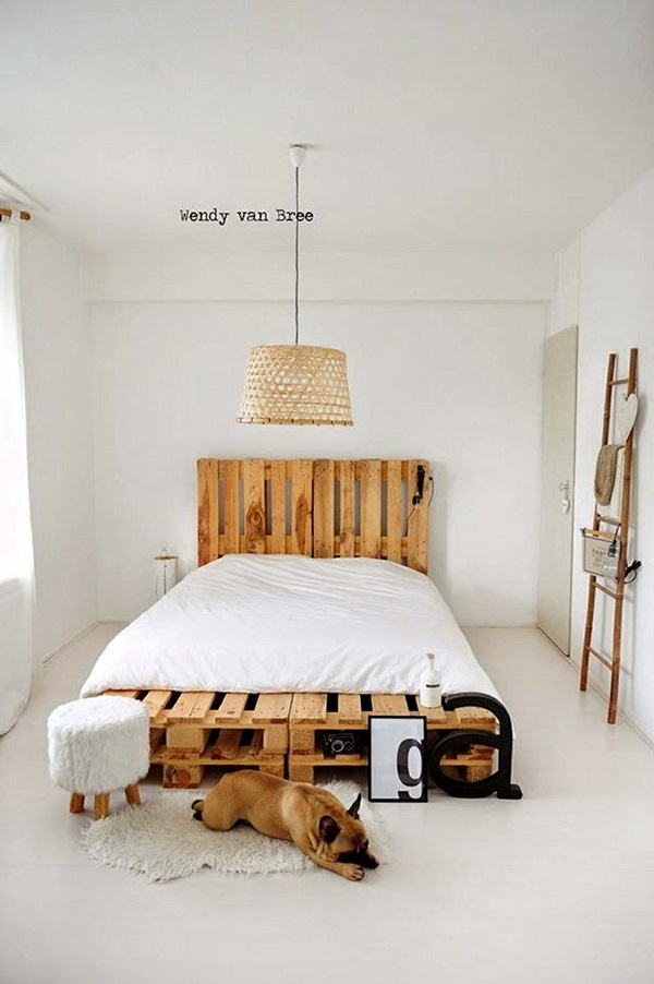 Amazing DIY pallet furniture Ideas (22)