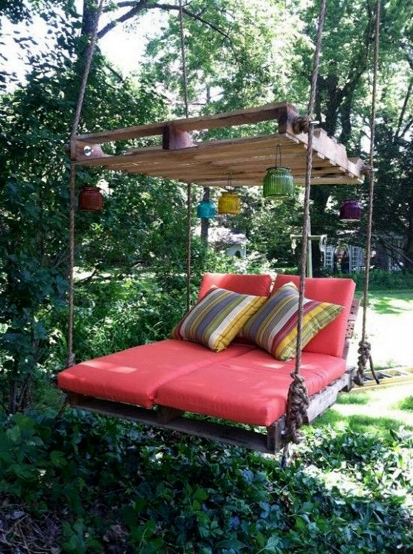 Amazing DIY pallet furniture Ideas (25)