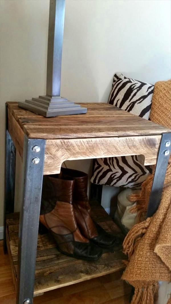 Amazing DIY pallet furniture Ideas (28)