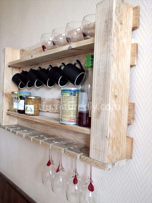 Amazing DIY pallet furniture Ideas (30)