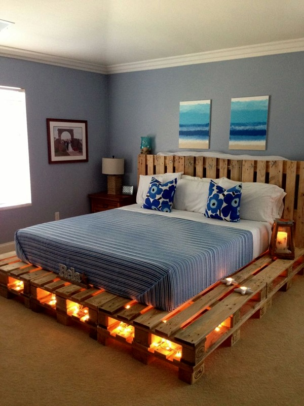 Amazing DIY pallet furniture Ideas (32)