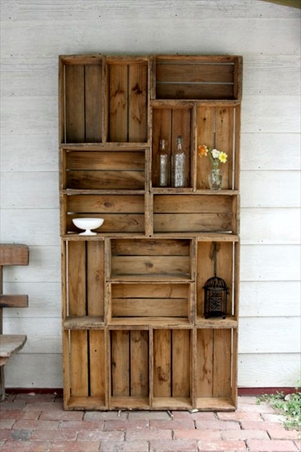 Amazing DIY pallet furniture Ideas (33)