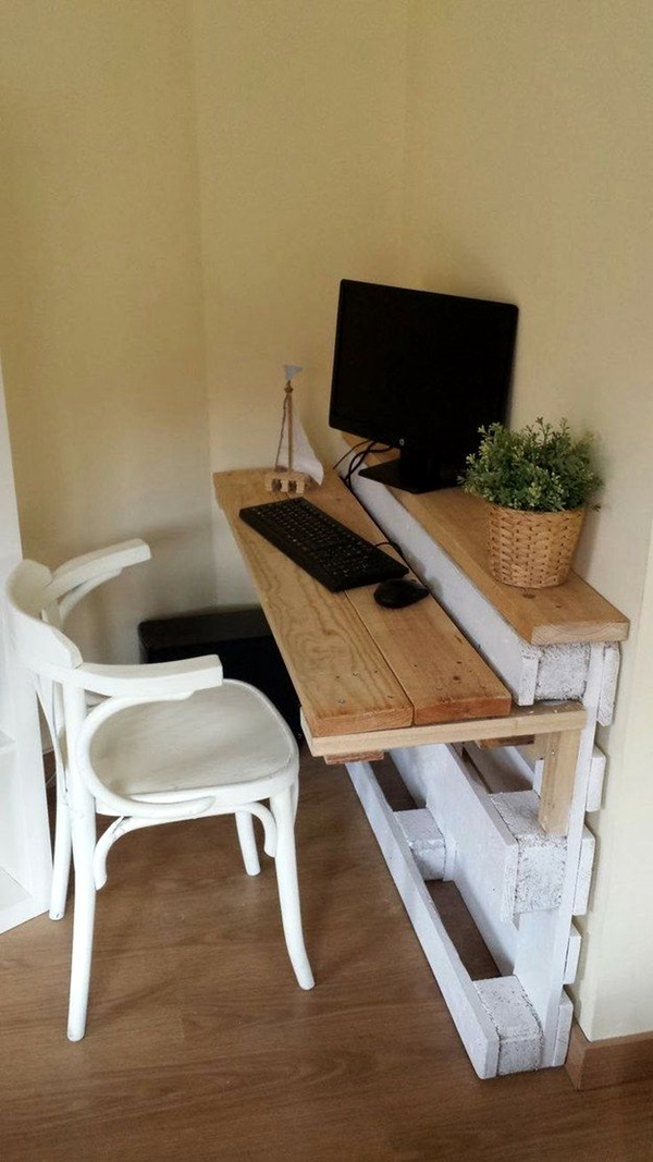 Amazing DIY pallet furniture Ideas (36)