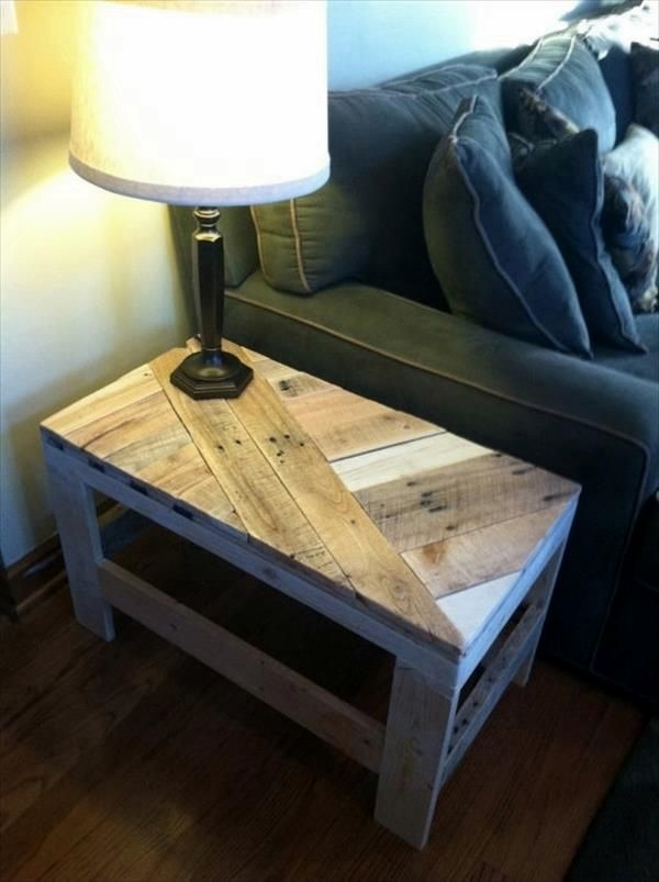 Amazing DIY Pallet Furniture Ideas 37