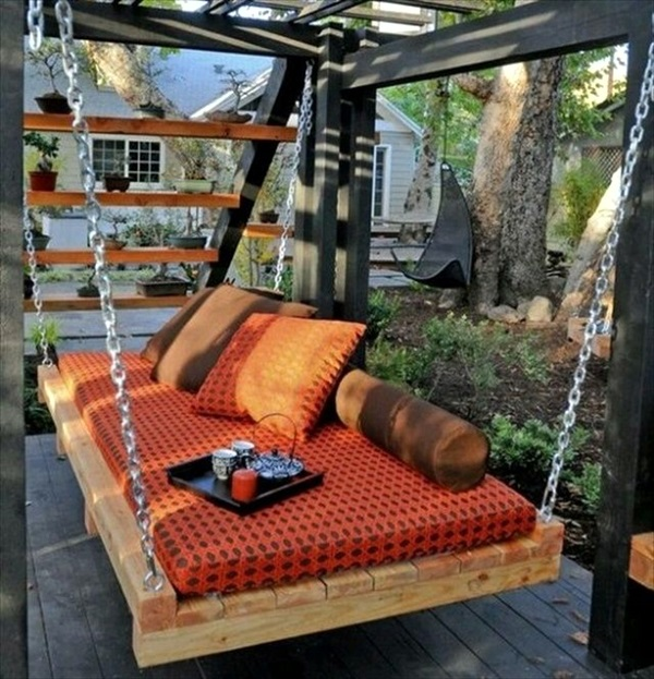 Amazing DIY pallet furniture Ideas (4)