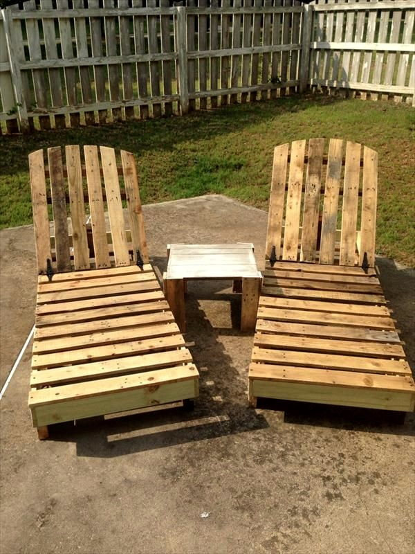 Amazing DIY pallet furniture Ideas (41)