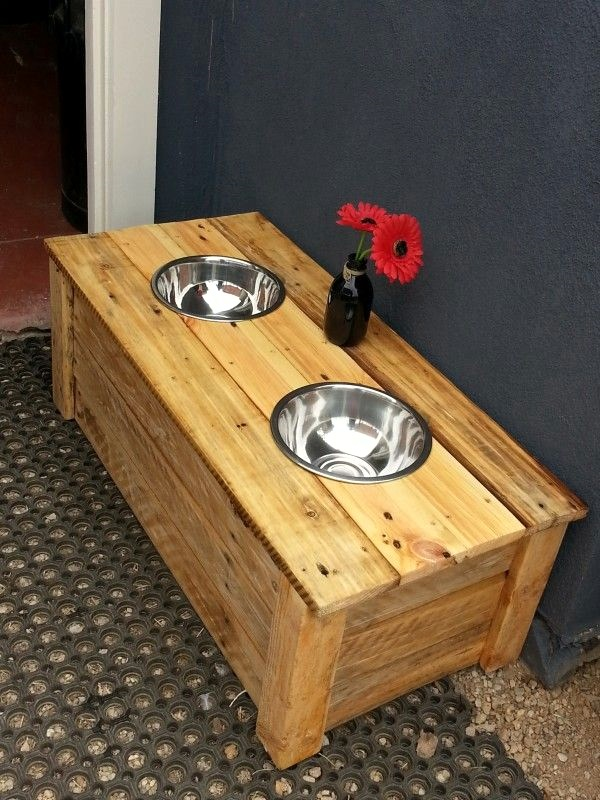 Amazing DIY pallet furniture Ideas (6)