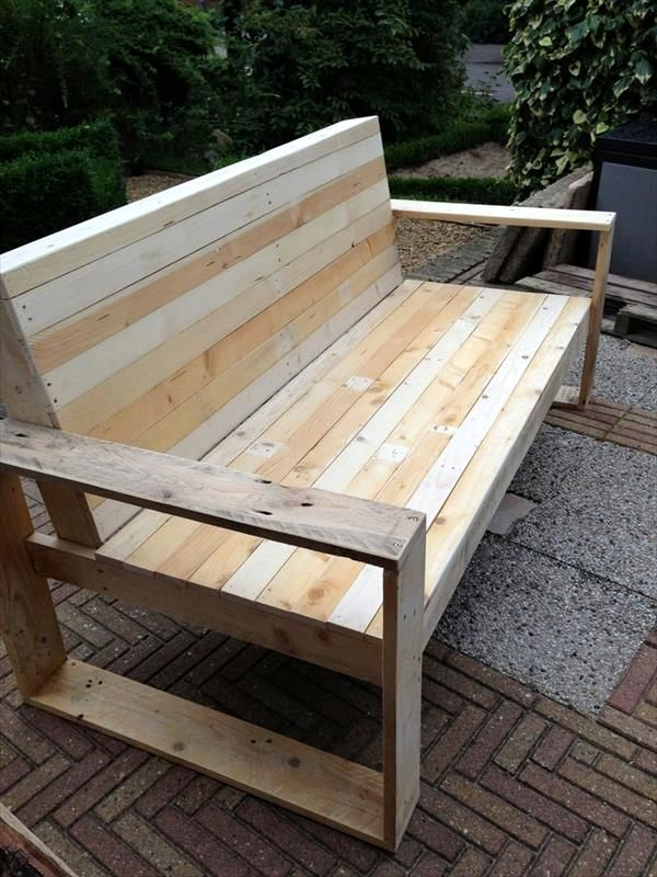 Amazing DIY pallet furniture Ideas (7)