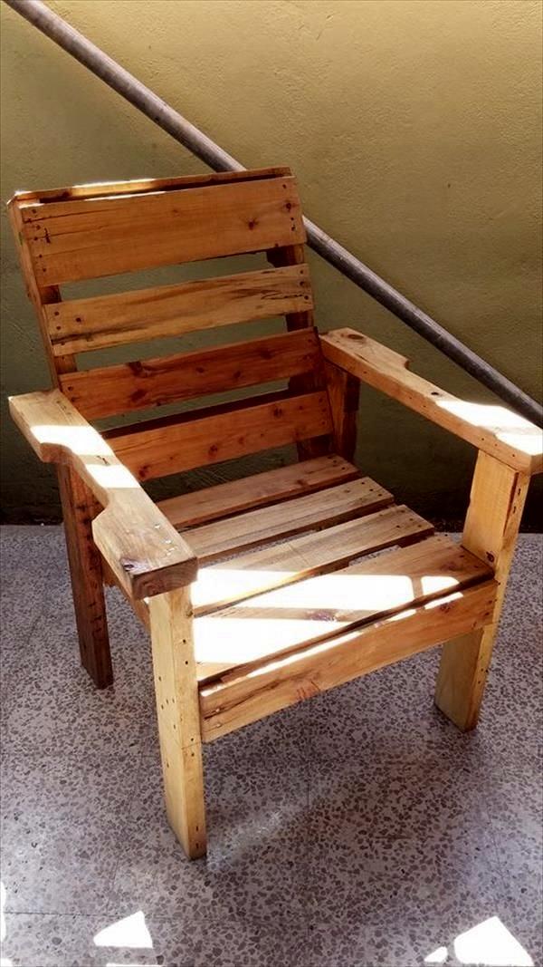 Amazing DIY pallet furniture Ideas (9)