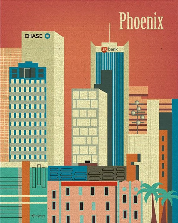 Beautiful City Poster ART Examples (16)