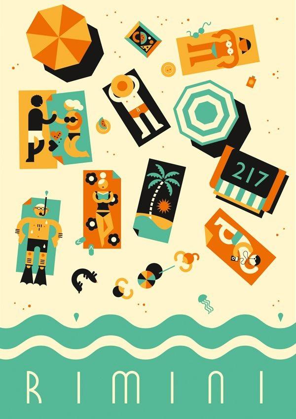 Beautiful City Poster ART Examples (18)