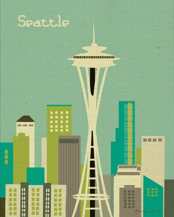 Beautiful City Poster ART Examples (19)
