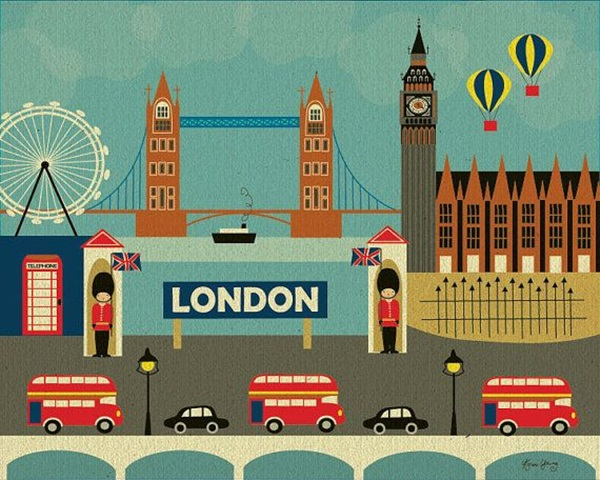 Beautiful City Poster ART Examples (26)