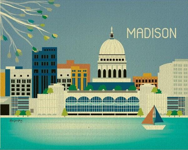 Beautiful City Poster ART Examples (27)